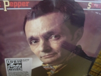 """""""Art Pepper, Straight Life"""" - Product Image"""