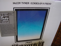 """""""McCoy Tyner, Echoes Of A Friend"""" - Product Image"""