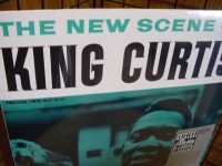 """King Curtis, The New Scene"" - Product Image"