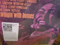 """""""Helen Humes, Swingin' With Humes"""" - Product Image"""