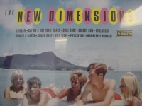 """""""The New Dimensions, Surf Instrumentals"""" - Product Image"""