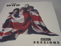 """The Who, BBC Sessions Live - Double LP"" - Product Image"