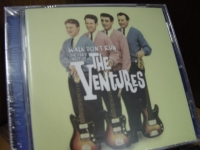 """The Ventures, Walk Don't Run: Very Best Of (Import)"" - Product Image"
