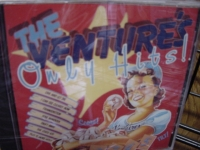 """The Ventures, Only Hits"" - Product Image"
