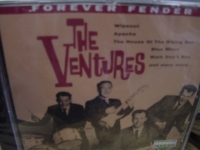 """The Ventures, Forever Fender"" - Product Image"