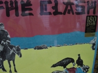 """""""The Clash, Give Em Enough Rope - 180 Gram"""" - Product Image"""