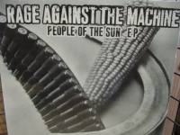 """""""Rage Against The Machine, People Of The Sun"""" - Product Image"""