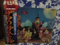 """""""The Rolling Stones, Their Satanic Majesties Request OBI"""" - Product Image"""