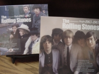 """The Rolling Stones, Singles Collection Box Set - 4LPs + Book - CURRENTLY SOLD OUT"" - Product Image"