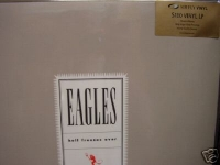 """The Eagles, Hell Freezes Over 2 LPs - Gold Sticker - 180 Gram - CURRENTLY SOLD OUT"" - Product Image"