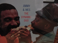 """Wes Montgmery & Jimmy Smith, The Dynamic Duo"" - Product Image"