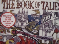 """""""Deep Purple, The Book of Taliesyn - Colored Vinyl"""" - Product Image"""