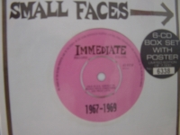 """Small Faces, Singles Collection 6 CD #d Sealed Box Set"" - Product Image"