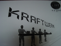 """Kraftwerk, Minimum Maximum 4 LP Box Set"" - Product Image"