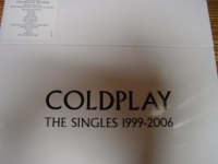 """Coldplay, Singles 1999-2006 Box Set - 15 45 RPM Singles - 180 Gram"" - Product Image"