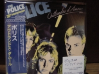"""""""The Police, Outlandos D'Amour OBI"""" - Product Image"""