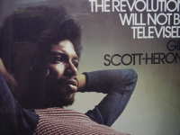 """""""Gil Scott Heron, The Revolution Will Not Be Televised"""" - Product Image"""