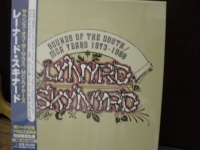 """""""Lynyrd Skynyrd, Sounds of the South - MCA Years 1973-1988 OBI Box Set - 8 CDs - SOLD OUT"""" - Product Image"""
