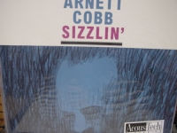 """Arnett Cobb, Sizzlin' #140 - 2 LP Set"" - Product Image"