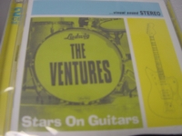 """The Ventures, Stars On Guitars - 2 CDs"" - Product Image"