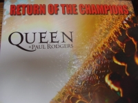 """""""Queen + Paul Rodgers, Return Of The Champions - Half-speed"""" - Product Image"""
