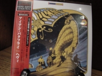 """Iron Butterfly, Heavy - Mini LP Replica In a CD - Japanese"" - Product Image"