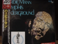 """Herbie Mann, Memphis Underground - Mini LP Replica In A CD - Japanese"" - Product Image"