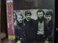 """The Band, ST (Brown Cover) - OBI Mini"" - Product Image"