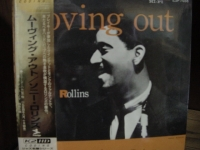 """Sonny Rollins, Moving Out - OBI Mini"" - Product Image"