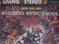 """""""Bob & Ray, Throw A Stereo Spectacular - 180 Gram - Last Copy: - Product Image"""