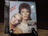 """David Bowie, Piin Ups - OBI Mini"" - Product Image"