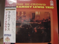 """""""Ramsey Lewis, In Crowd - OBI Replica LP In A CD"""" - Product Image"""
