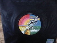 """""""Pink Floyd, Wish You Were Here - UK Replica LP In A CD - CURRENTLY OUT OF STOCK"""" - Product Image"""