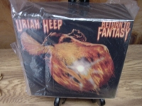 """Uriah Heep, Return To Fantasy - OBI Box Set of 8 Minis"" - Product Image"