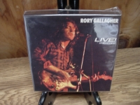 """""""Rory Gallagher, Live"""" In Europe - OBI Box Set of 3 Minis"""" - Product Image"""