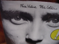 """""""Phil Collins, Face Value - 140 Gram EuroSealed - Made in Germany - CURRENTLY OUT OF STOCK"""" - Product Image"""
