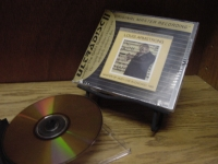 """""""Louis Armstrong, Master Of Jazz: Live In Chicago- MFSL Gold CD"""" - Product Image"""