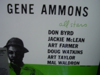 """Gene Ammons All Stars, Jammin' With Gene"" - Product Image"