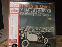 """""""The Ventures, In Space - Mini LP Replica In A CD"""" - Product Image"""