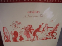 """""""Genesis, A Trick Of The Tail MFSL LP - CURRENTLY SOLD OUT"""" - Product Image"""