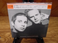 """Simon & Garfunkel, Bookends - OBI Mini LP Replica CD - CURRENTLY SOLD OUT"" - Product Image"