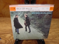 """Simon & Garfunkel, Sounds of Silence - OBI Mini LP Replica CD - CURRENTLY OUT OF STOCK"" - Product Image"