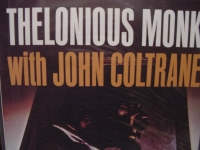 """Thelonious Monk with John Coltrane - 180 Gram"" - Product Image"