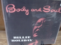 """Billie Holiday, Body And Soul - MFSL 200 Gram Half-Speed #22"" - Product Image"