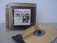 """""""Jethro Tull, Thick As A Brick - Factory Sealed MFSL Gold CD"""" - Product Image"""
