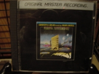 """""""Grateful Dead, From The Mars Hotel - Mint MFSL Aluminum CD"""" - Product Image"""
