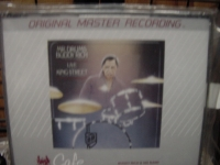 """""""Buddy Rich, Dr. Drums Live, At King Street - Mint MFSL Aluminum 2 CD Set - CURRENTLY OUT OF STOCK"""" - Product Image"""