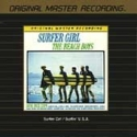 """The Beach Boys, Surfer Girl/Surfin' USA - Sealed MFSL 24K Gold CD"" - Product Image"