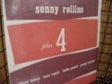 """Sonny Rollins, Plus Four"" - Product Image"