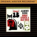 """Albert King, Born Under A Bad Sign - Factory Sealed MFSL Sealed Gold CD"" - Product Image"